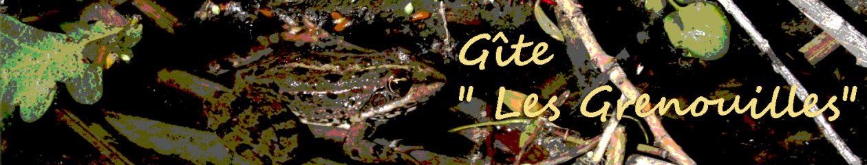 """Gite """"Les Grenouilles"""""""